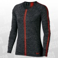 Pro Hypercool Heathered LS Top Women