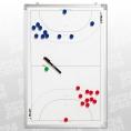 Taktiktafel Aluminium Handball