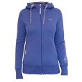 PUMAscript Hooded Sweat Jacket Fleece I Women