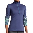 Pro HyperWarm Half-Zip LS Top Women