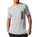ID 3 Stripes Pocket Tee