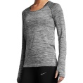 Dri-FIT Knit Top LS Women