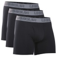 Cotton Stretch Boxer Jock 6 inch 3-Pack