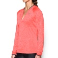 Tech Henley LS Hoody Twist Women