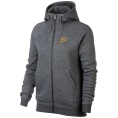 Rally Metallic FZ Hoody Women