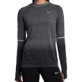 Dri-FIT Knit Top LS NV Women