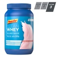 Protein Plus 100% Whey Strawberry Chees. 570g