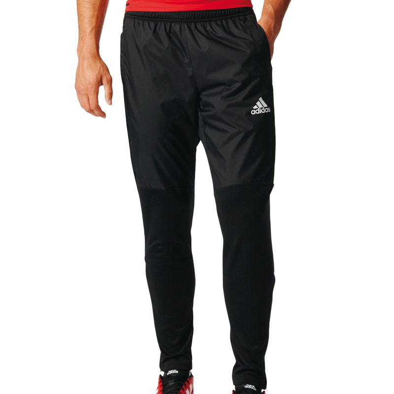 Hose adidas TIRO 17 Warm PNT AY2983 L Schwarz Fußball