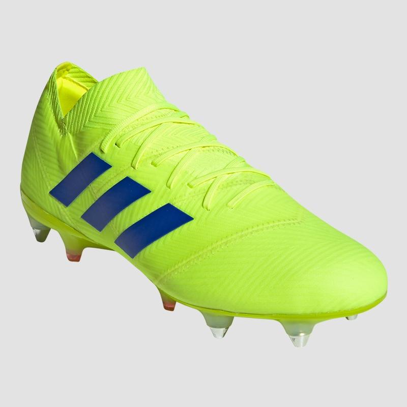 Adidas Nemeziz 18.1 FG Grün Schwarz Metall