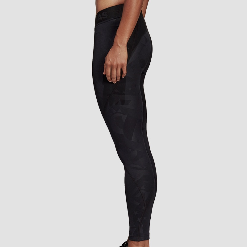 8196cfed8a adidas | Alphaskin Sport 2.0 Embossed 7/8-Tight Women | Soccer-Fans ...