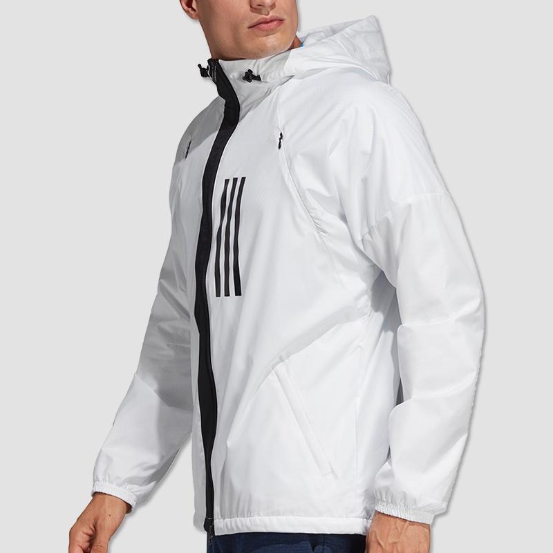 adidas WND Fleece Jacket Freizeit Jacken bei