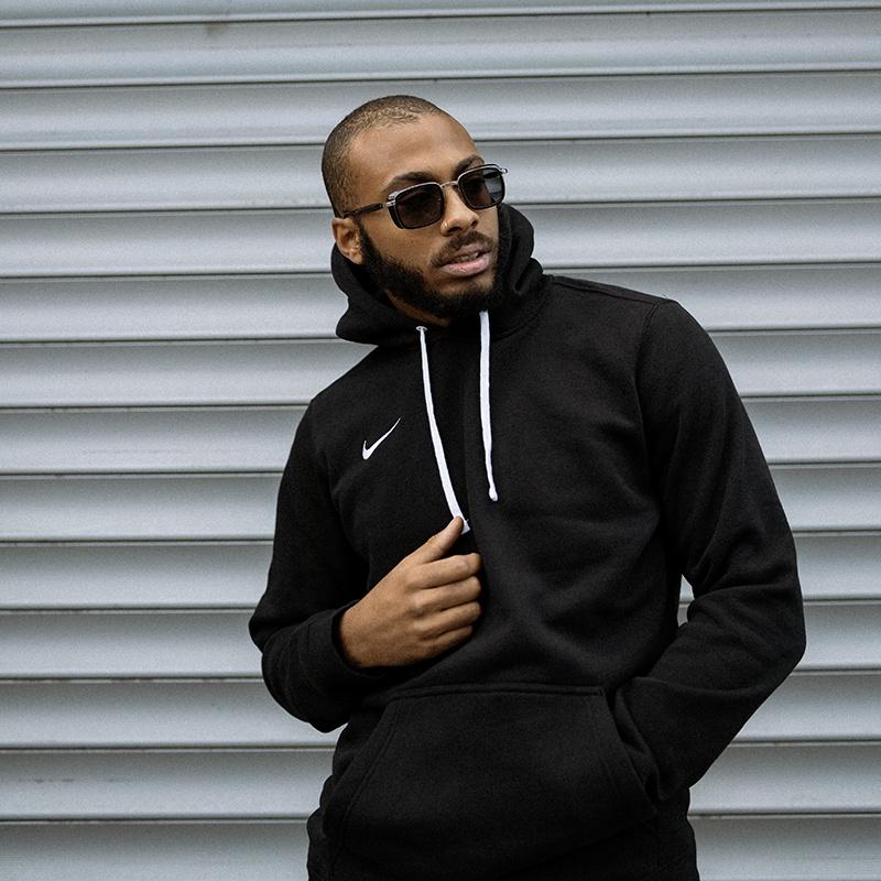 Nike Team Club 19 Full Zip Fleece Hoodie