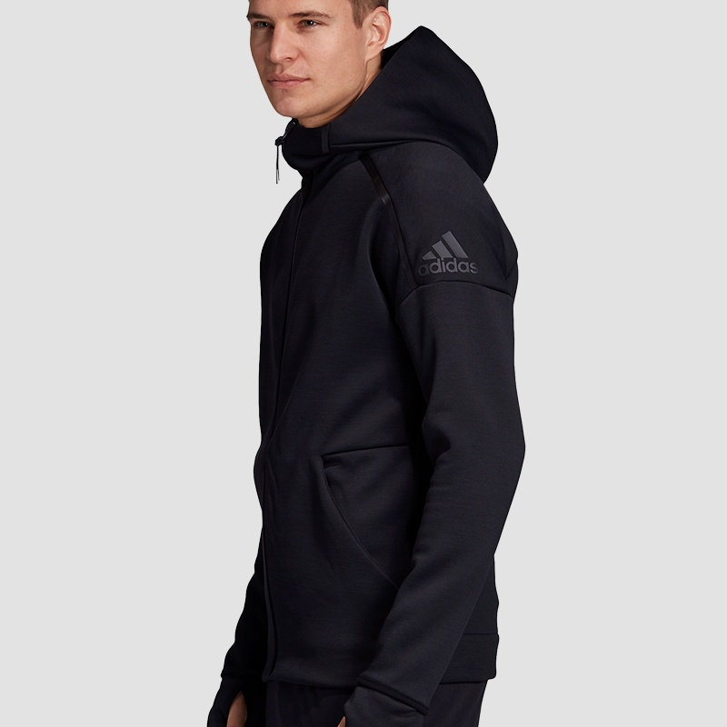 factory outlet best prices first look adidas Z.N.E. Hoodie Fast Release - Freizeit Jacken bei www.sc24.com