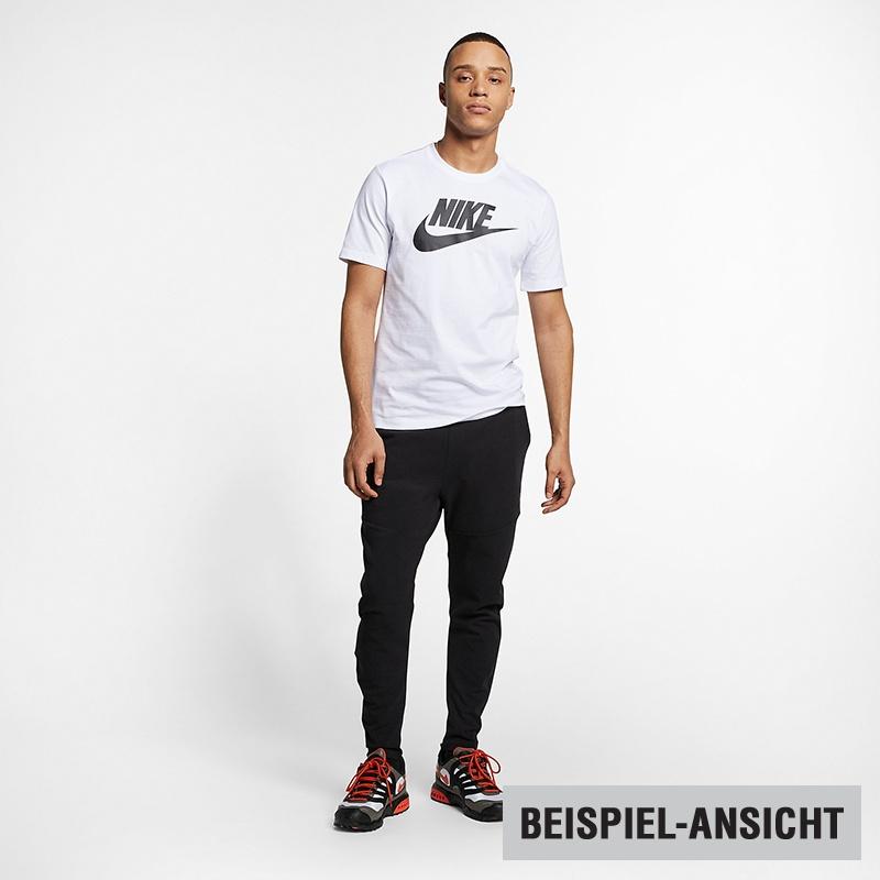ebac06e45 Nike Icon Futura Tee(schwarz) - Freizeit Shirts bei www.sc24.com ...