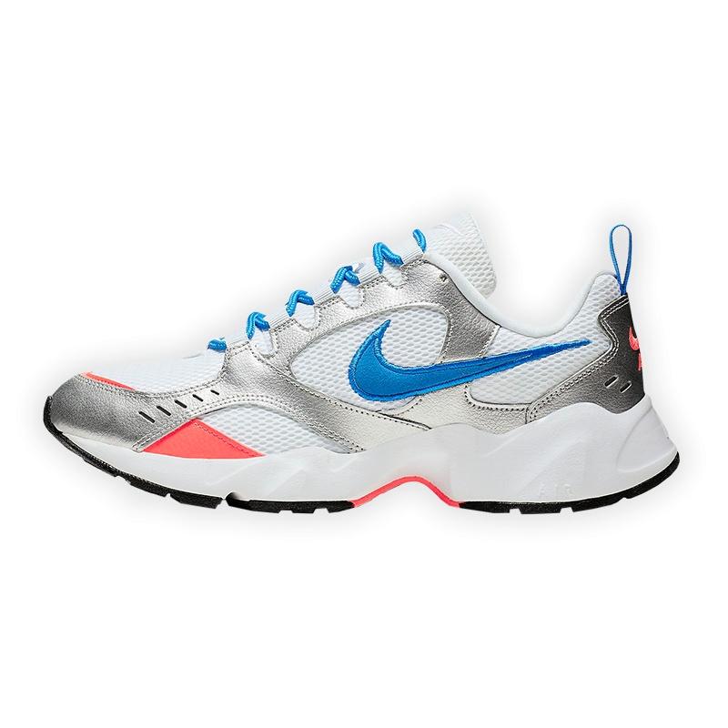 NIKE 90ER JAHRE Tennis Schuhe Air weiß dunkelblau NEU US 11