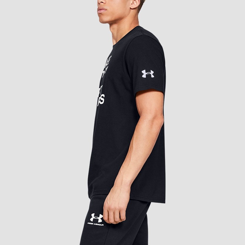 Under Armour Write Records SS Tee Herren Trainingsshirt 1344225-035