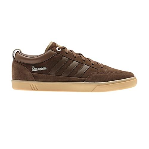 Adidas Vespa Schuhe Braun