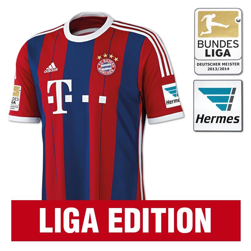 adidas   FC Bayern Home Jersey 201415 Götze   Soccer Fans