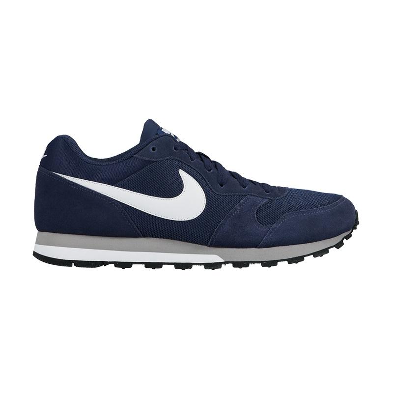 Schuhe » MD Runner von Nike in grau im Online Shop von