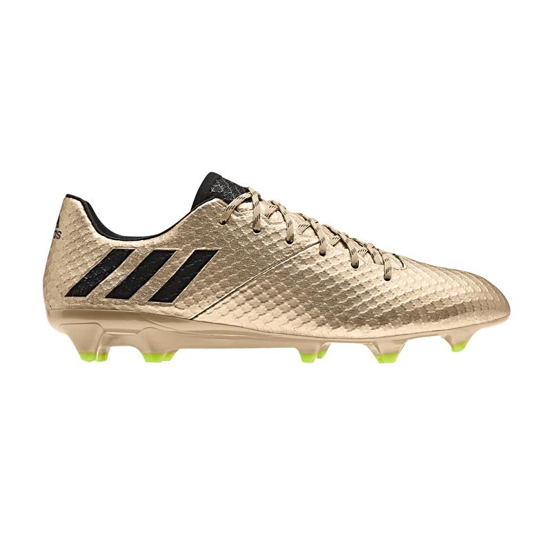 adidas BA9109 Messi 16.1 Fußballschuhe in bronze