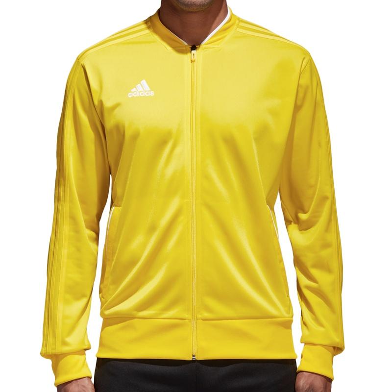 3384ae3ad179 adidas Condivo 18 Polyester Jacke(gelb) - Fussball Jacken bei www ...