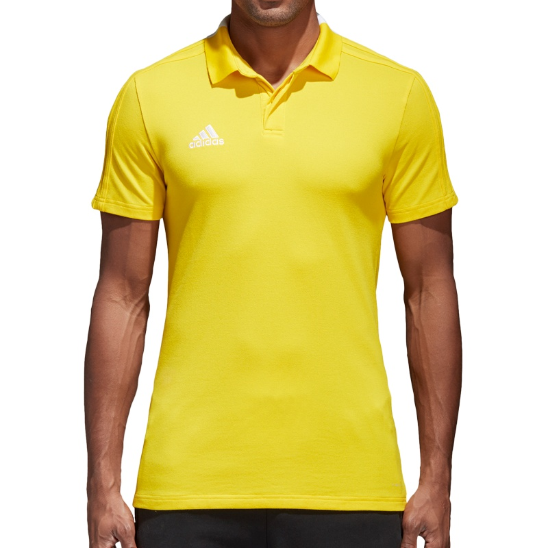 buy online promo codes reputable site adidas Condivo 18 Cotton Polo - Fussball Polos bei www.sc24.com