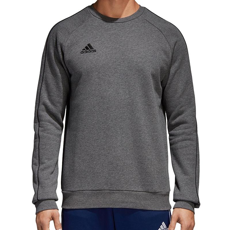 adidas Core 18 Hoody Kapuzensweatshirt Blau Weiss