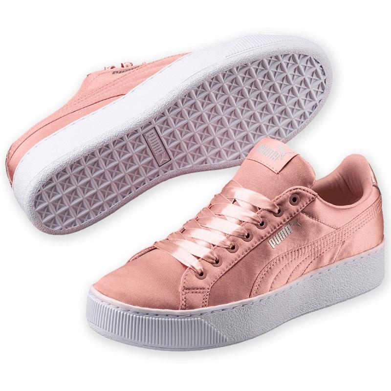 Puma Vikky Platform Women(rosa) - Freizeit Schuhe bei www.sc24.com ... 270cc686e5