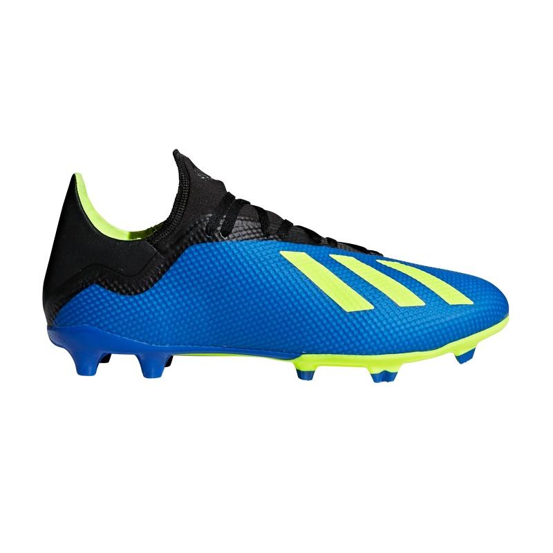 fußball adidas x schuhe blau
