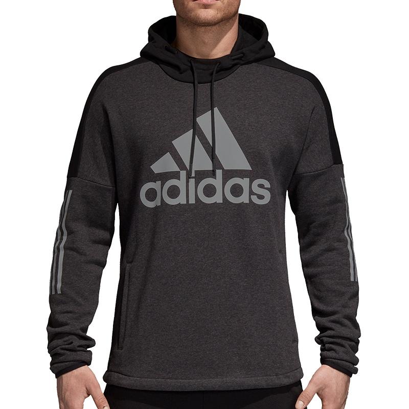 adidas Sport ID Logo PO Fleece Hoodie Freizeit Sweatshirts bei