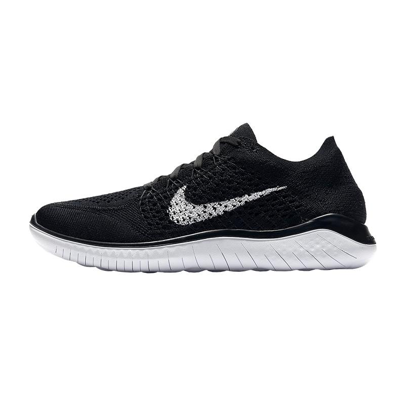 69dcccf8be Nike Free RN Flyknit 2018(schwarz) - Running Schuhe bei www.sc24.com ...