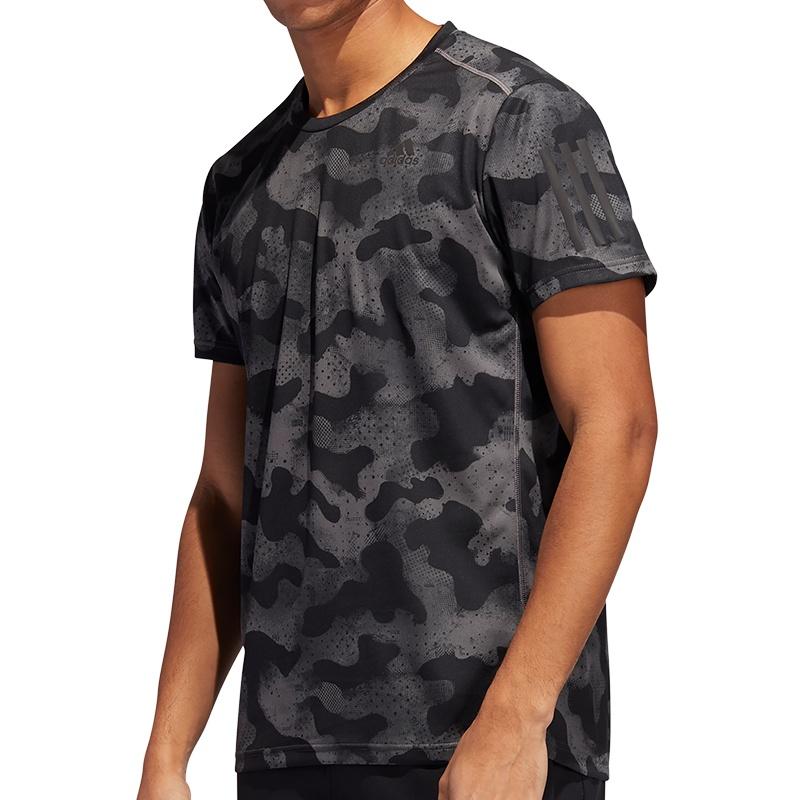 adidas running run t-shirt