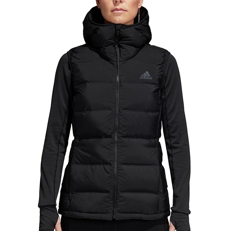 Helionic Down Vest Women BQ1943 Trainingsjacken von adidas
