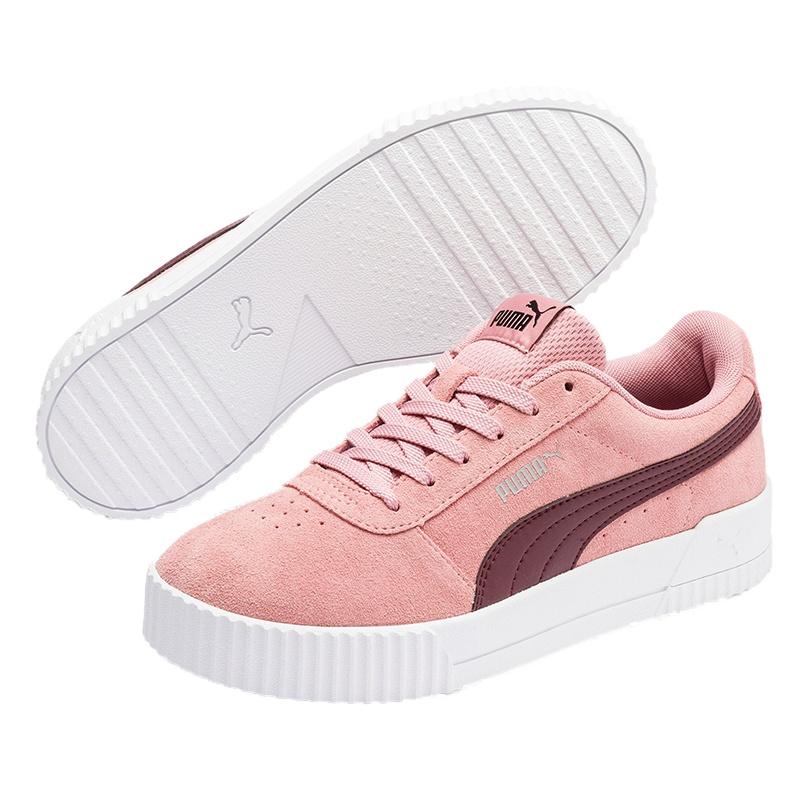 43443ec1ea Puma Carina Women(rosa) - Freizeit Schuhe bei www.sc24.com - 369864-06