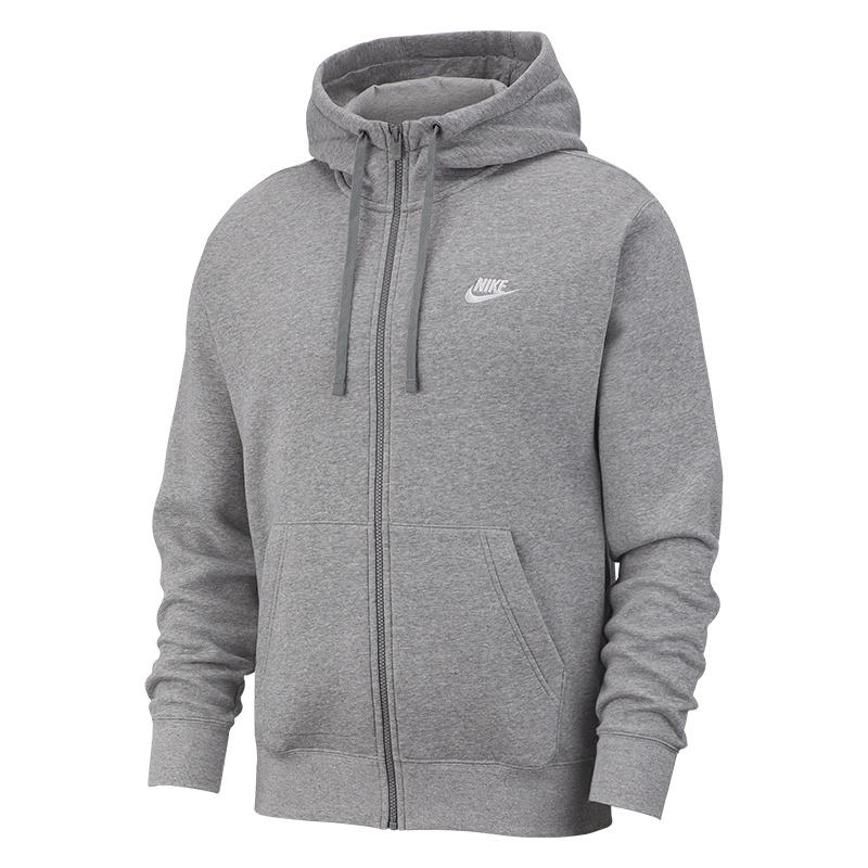 Nike Sportswear Club FZ Hoodie Freizeit Jacken bei