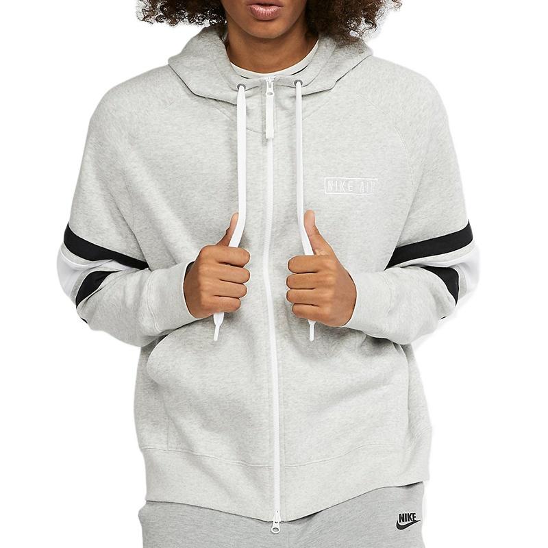 Nike Air Full Zip Fleece Hoodie Freizeit Jacken bei