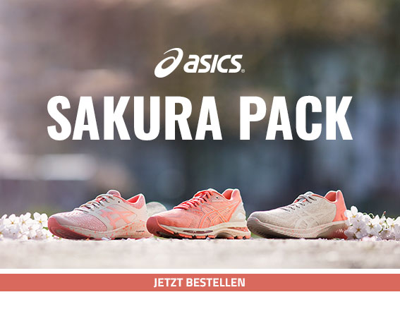 Asics Sakura Pack