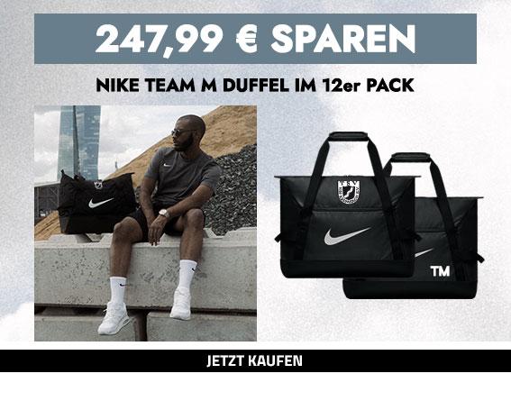 247,99 € SPAREN auf Nike Taschenpakete