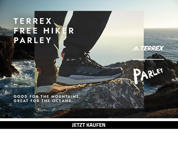adidas Terrex Free Hiker Parley Boost