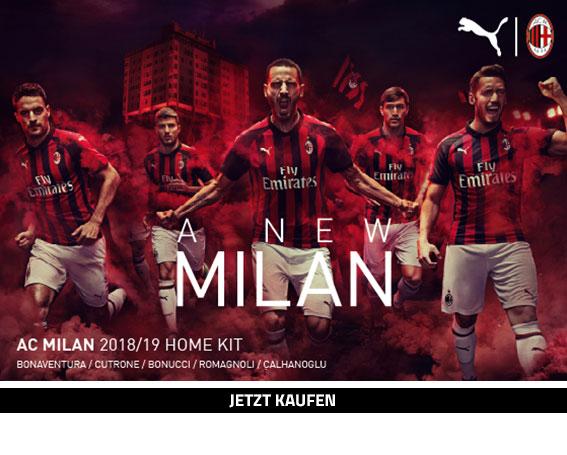 Puma AC Milan Home Trikot