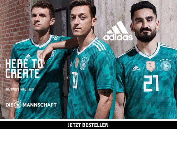 adidas DFB Away Trikot