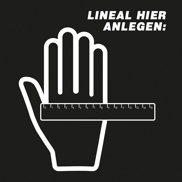 Größenberater für Nike Handschuhe