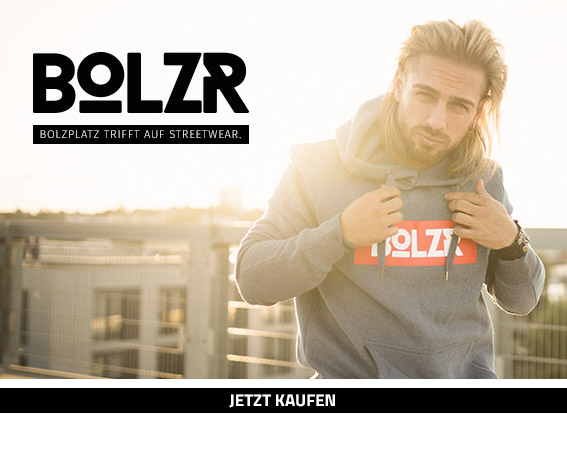 BOLZR Kollektion Slider