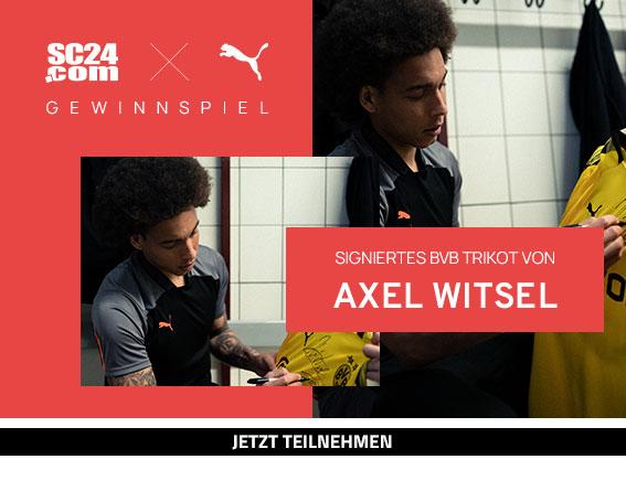 Gewinnspiel BVB Trikot signiert von Axel Witsel