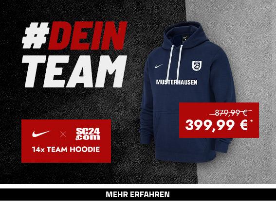 SC24.com x Nike Team Hoodie (dunkelblau)