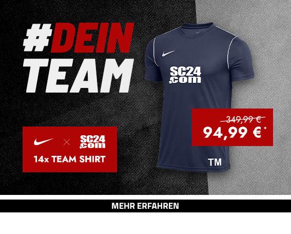 Nike x SC24.com Team Shirt (navi)