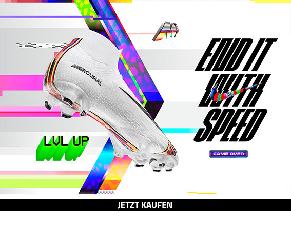 Nike Mercurial Superfly VI Elite FG LVL UP
