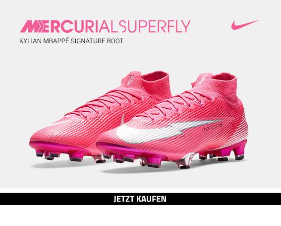 "Nike Mercurial ""Pink Panther"" Kylian Mbappé Signature Boot"