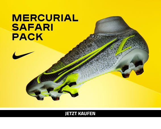 Nike Mercurial Safari Pack