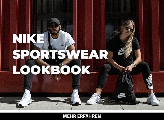 Nike Sportswear Kollektion Lookbook